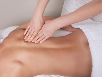deep tissue massage perth