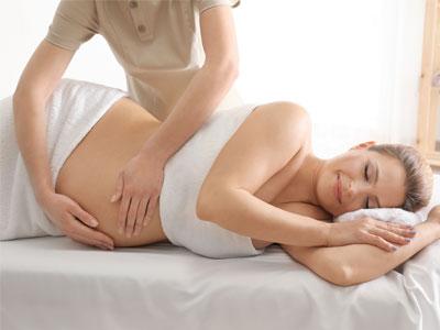 pregnancy massage perth